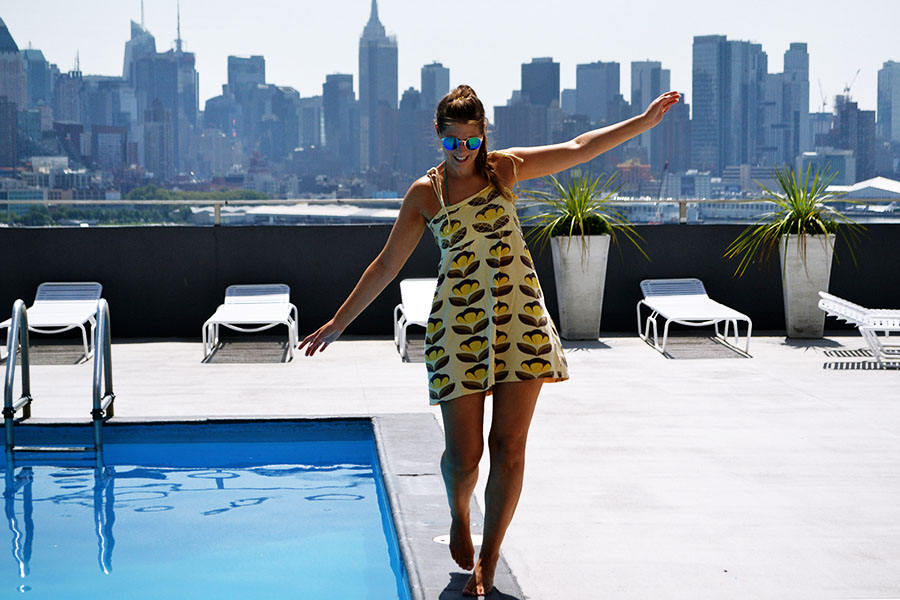 ByJenni New York skyline